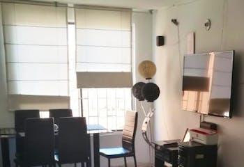 Apartamento en venta en San Antonio Norte, 51m²