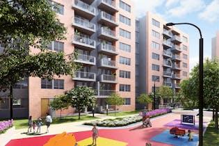 Vivienda nueva, Hacienda Alcala Cerezo, Apartamentos en venta en Serrezuela con 65m²