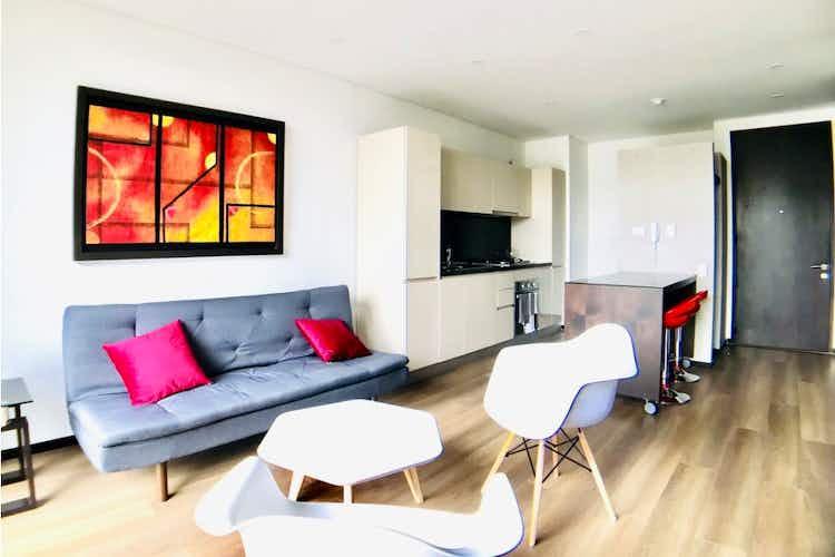 Portada Apartamento en venta en Chicó Reservado, 58mt