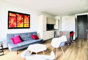 Apartamento en venta en Chicó Reservado 58m² con Gimnasio...