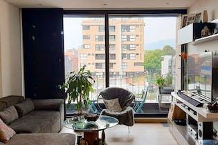 Apartamento en venta en Santa Paula de 1 habitacion