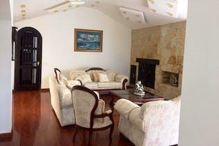 Casa en venta en Casco Urbano Cota con acceso a Jardín