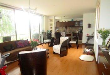 Apartamento en venta en La Conejera, 143mt con dos balcones