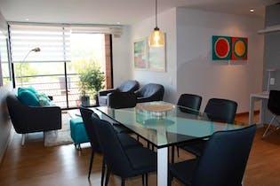 Apartamento en venta en Casco Urbano Chía de 81m² con Jardín...