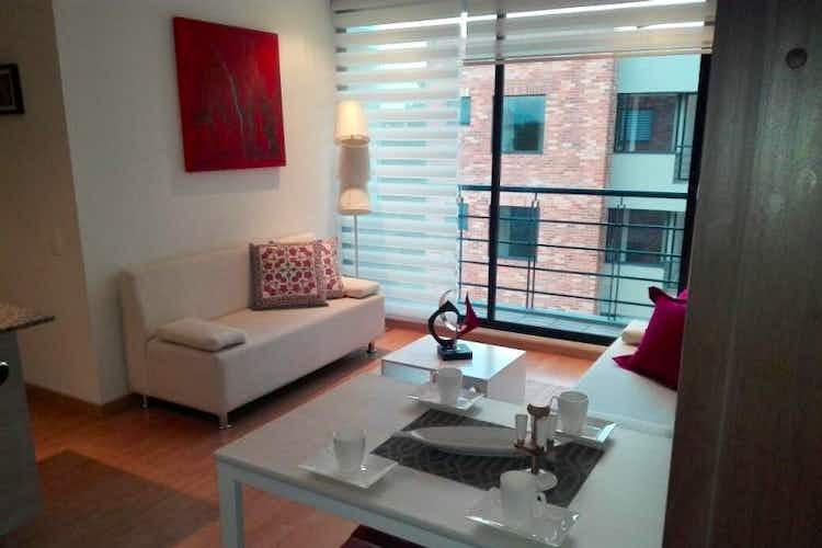Portada Apartamento en venta en Chia, 57mt con balcon