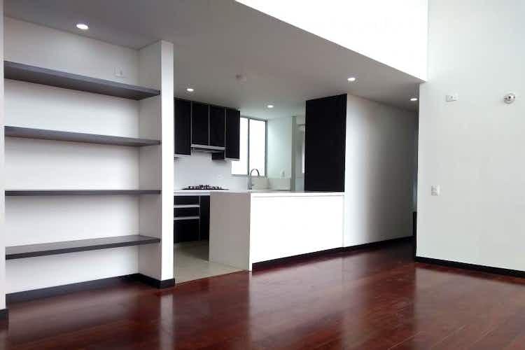 Portada Apartamento en venta en Sotavento, 124mt con chimenea