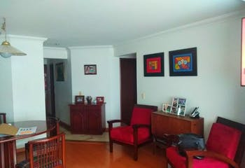 Apartamento en venta en Santa Bárbara Central, 84m²