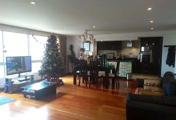 Apartamento en venta en Caobos Salazar 188m² con Zonas húmedas...