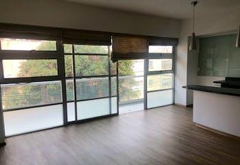 Departamento en venta en Condesa, 115mt con balcon