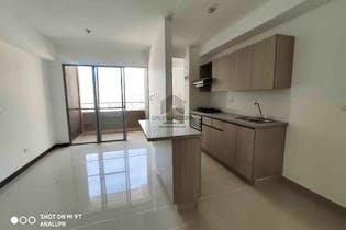 Apartamento en venta en Niquía de 69m² con Jardín...