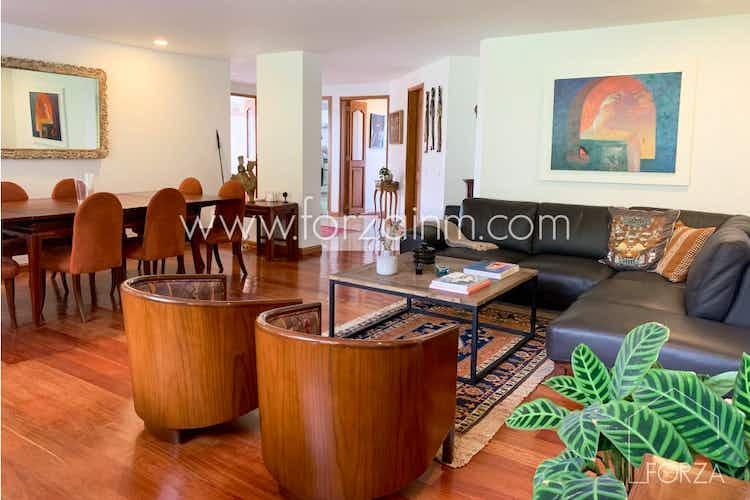 Portada Apartamento en venta en Rosales de dos habitaciones