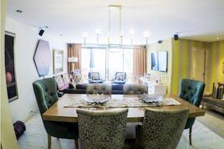 Apartamento en venta en Santa Bárbara Central, de 132mtrs2