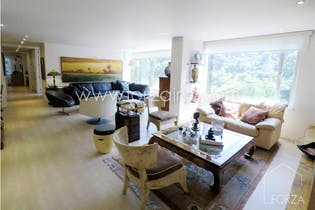 Apartamento en venta en Chicó Reservado, 210m²