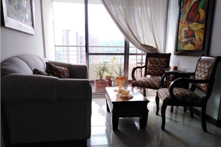 Portada Apartamento en venta en Guayabalía de tres habitaciones