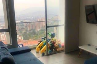 Apartamento en venta en Las Lomitas de 56m² con Piscina...