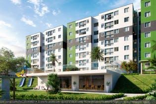 Vivienda nueva, Campo Nuevo, Apartamentos nuevos en venta en Casco Urbano Girardota con 1 hab.