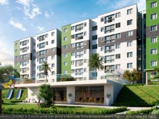 Campo Nuevo, apartamentos sobre planos en Girardota, Girardota