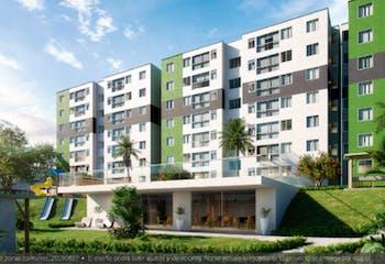 Campo Nuevo, Apartamentos nuevos en venta en Casco Urbano Girardota con 1 habitacion