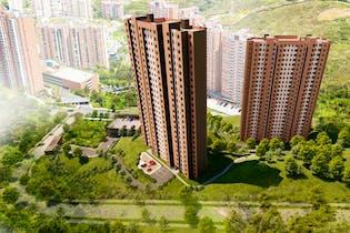 Vivienda nueva, Alto Jardín, Apartamentos en venta en Calasanz con 48m²