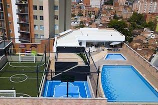 Apartamento en venta en Restrepo Naranjo con acceso a Piscina