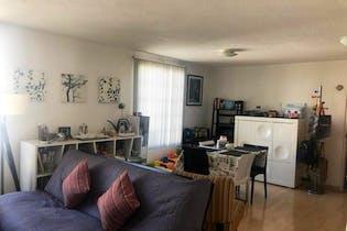 Departamento en Ajusco, Apartamento en venta en Pedregal De Carrasco, 90m²