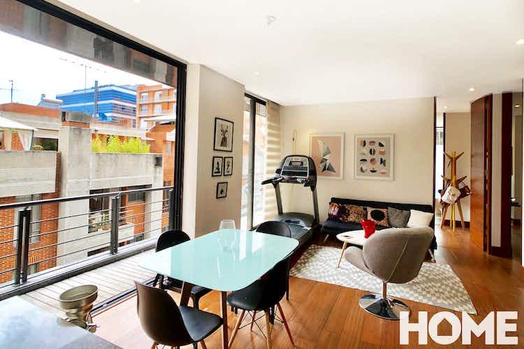 Portada Apartamento en venta en La Cabrera, 110mt con terraza