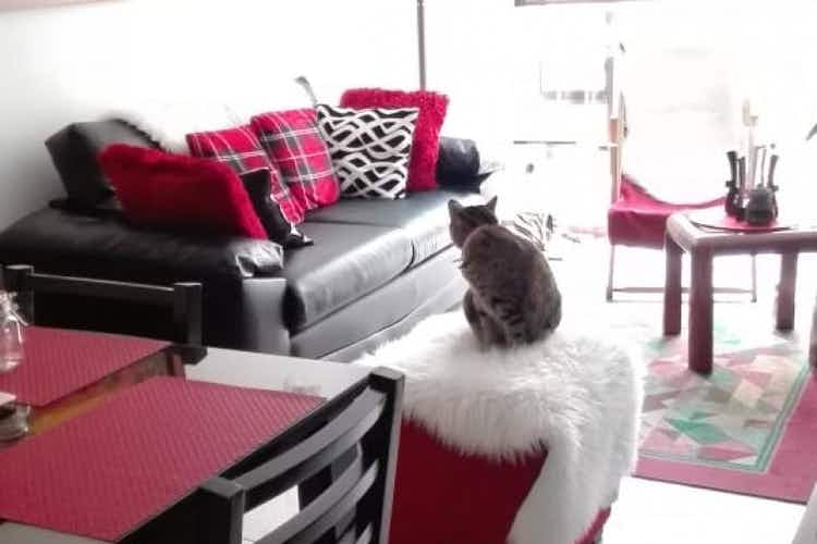 Portada Apartamento en venta en Santa Helena, 88mt con chimenea