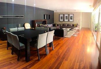 Departamento en venta en Lomas de Chapultepec, de 230mtrs2