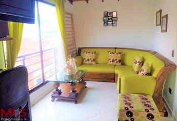 Apartamento en venta en San Bernardo, 76m²