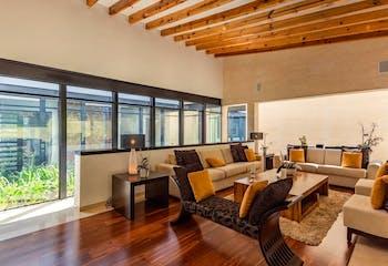Casa en venta en San Bartolo Ameyalco, de 3800mtrs2