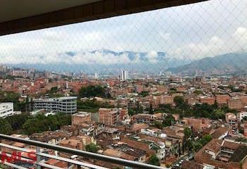 Apartamento en La Loma del Escobero-Envigado, con 3 habitaciones - 112 mt2.