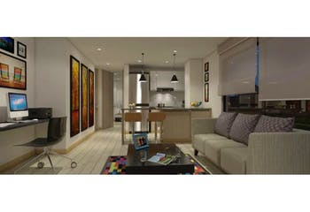 Apartamento en venta en Cedritos de 1 habitacion