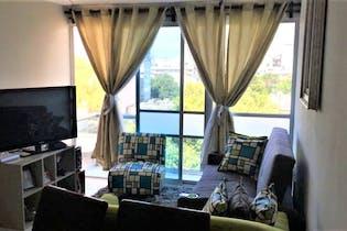 Departamento en venta en Portales, 66mt con balcon