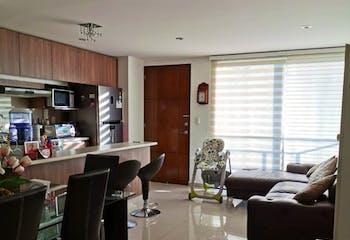 Departamento en venta en Santa María Nonoalco, 72mt