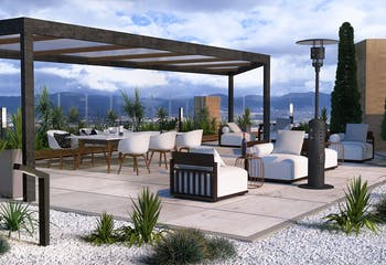 Davidia 104, Apartamentos en venta en Santa Paula de 1-3 hab.