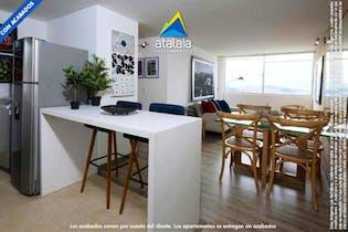 Proyecto de Vivienda, Atalaia, Apartamentos en venta en Bosa San Bernardino 47m²
