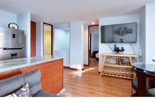 Apartamento en venta en El Poblado de 2 alcobas