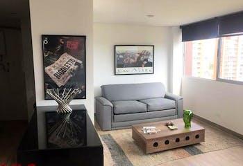 Campus Verde, Apartamento en venta en V. Barro Blanco de 1 alcoba