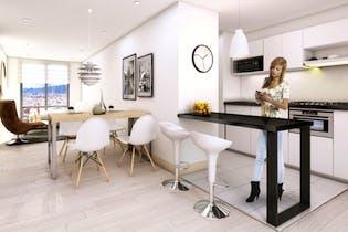 Vivienda nueva, Prado 144, Apartamentos en venta en Prado Pinzón con 62m²