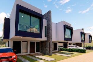 Proyecto de vivienda, Condominio La Esperanza, Casas en venta en Casco Urbano Cota 218m²