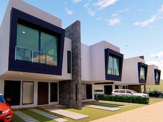 Condominio La Esperanza, apartamentos sobre planos en Cota, Cota