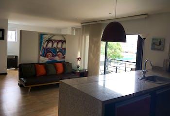Apartamento en venta en Santa Bárbara Occidental de 46m²