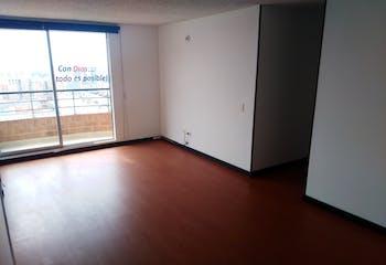 Apartamento en venta en Hayuelos 77m² con Zonas húmedas...