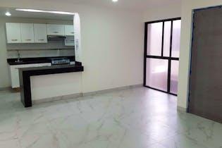 Departamento en venta en Santa Cruz Atoyac, 83mt con balcon