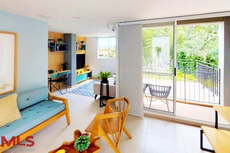 Portada Apartamento en venta en Cuchillas de San José, 60mt con balcon