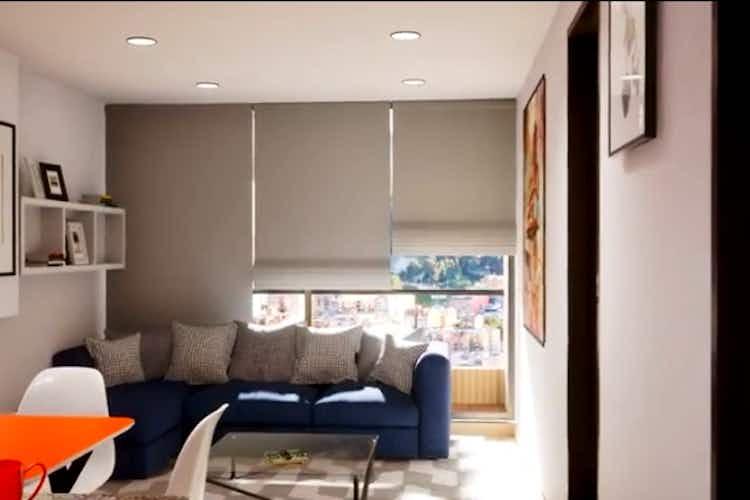 Portada Apartamento en venta en Ciudad Salitre Occidental de una habitacion