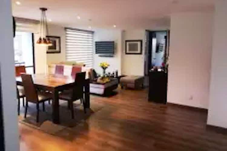 Portada Apartamento en venta en Barrio Usaquen de dos habitaciones