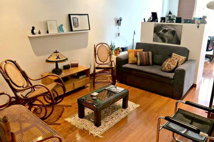 Portada Apartamento en venta en Santa Paula, 58mt con balcon