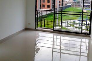 Apartamento en venta en Funza de 58m²