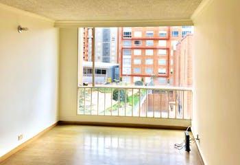 Apartamento en venta en Prado Pinzón de 48m²
